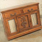 Vintage Davis Cabinet Company Server or Dry Bar