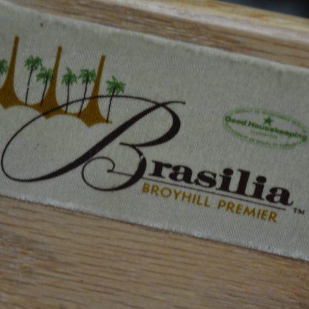 Mid-Century Modern Broyhill Brasilia 6130-40 Chest of Drawers