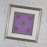 Jatek by Victor Vasarely Serigraph in Color Pencil Signed Numbered