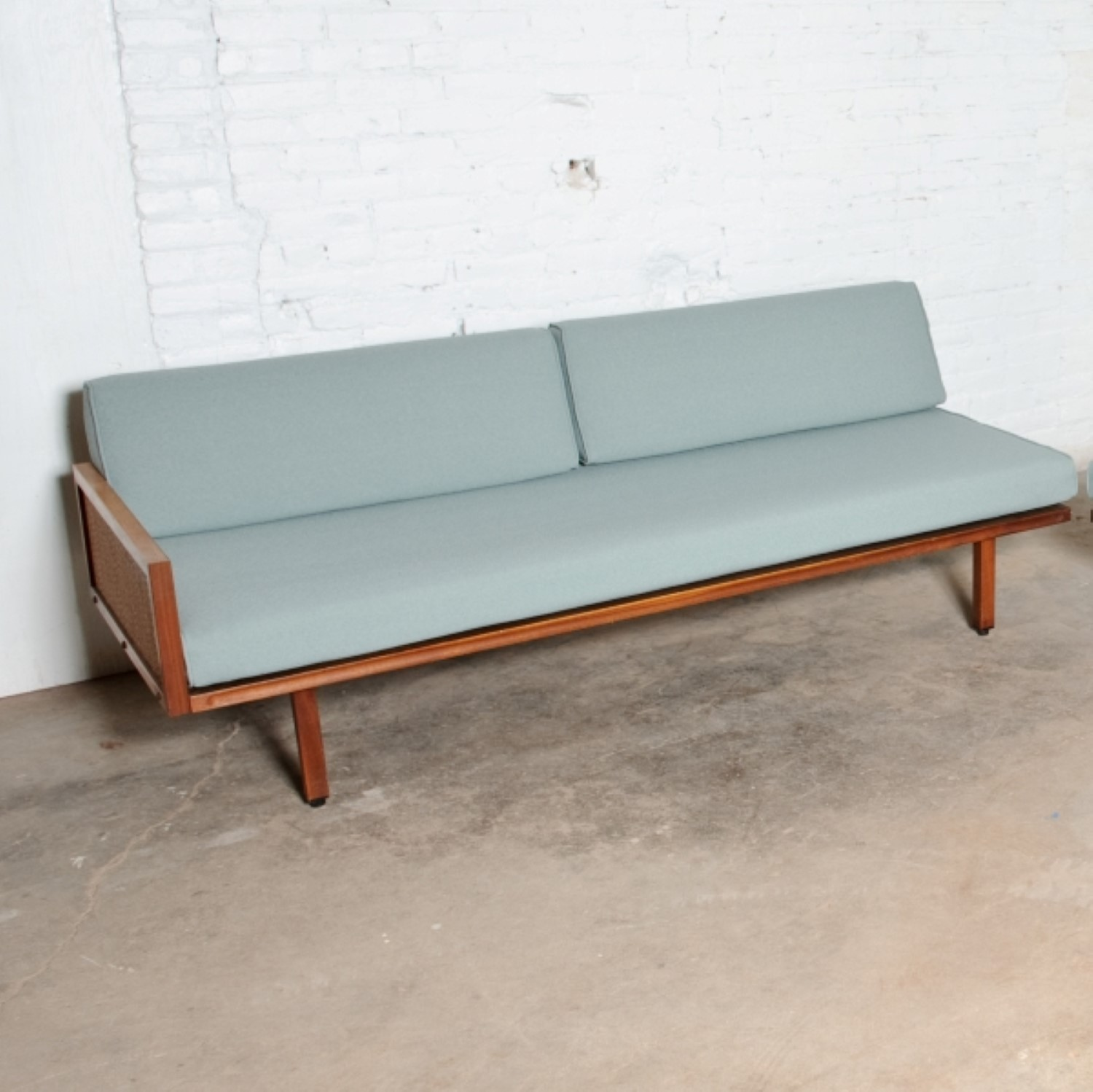 Mid Century Modern Sectional Daybed Sofa Warehouse 414