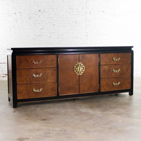 Vintage Chin Hua Low Dresser or Credenza by Raymond K. Sobota for Century Furniture