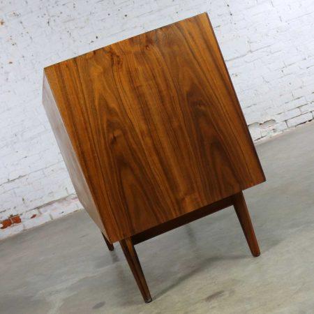 Drexel Declaration 6 Drawer Dresser with Mirror by Kipp Stewart and Stewart MacDougall