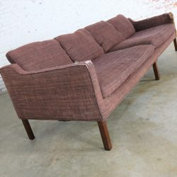 Thayer Coggin Four Seat Sofa by Milo Baughman Frame Only