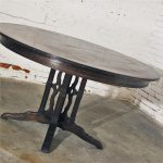 Antique Charles P. Limbert Arts and Crafts Furniture Co. Art Deco Dining Table