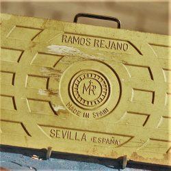 Medieval Knights Figural Art Tiles Ramos Rejano Sevilla Spain Pair