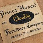 Pair Vintage Hollywood Regency One-Armed Chairs