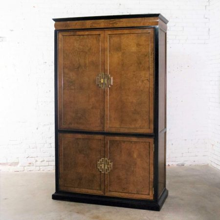 Large Chin Hua Entertainment Storage Armoire by Raymond K. Sobota for Century Furniture