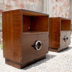 Herman Miller 1937 East India Laurel Group Cabinets