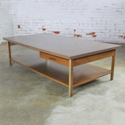 Vintage Paul McCobb Linear Group Coffee Table by Calvin