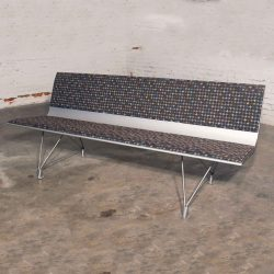 Aero Aluminum Bench from Davis Furniture by Lievore Altherr Molina