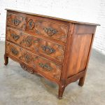 Baker Furniture French Provincial Country Style Bachelor's Chest of Drawers