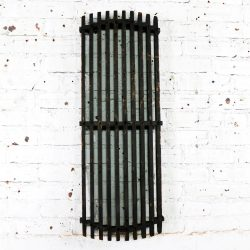 Antique Industrial Foundry Pattern for Mold Handmade Wood – Number 11