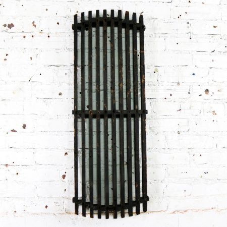 Antique Industrial Foundry Pattern for Mold Handmade Wood - Number 11