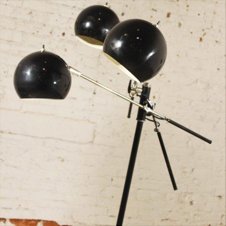 Robert Sonneman Style Triennale Orbiter Ball Floor Lamp