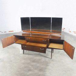 Mid Century Modern Tola Vanity by Alphons Loebenstein for Meredew Design '62