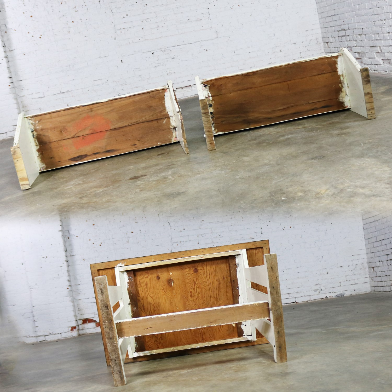 Brilliant Rustic Arts And Crafts Black And White Diner Booth Banquette Machost Co Dining Chair Design Ideas Machostcouk