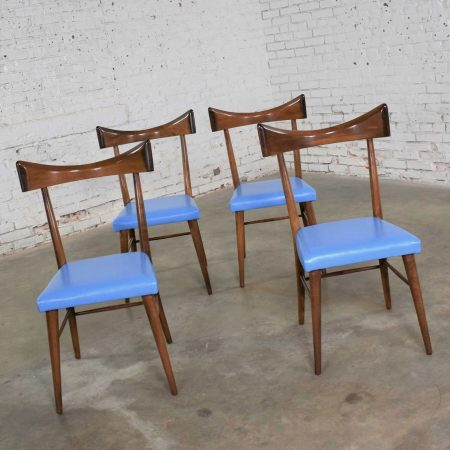 Set 4 Mid Century Modern Planner Group Dining Chairs by Paul McCobb for Winchendon