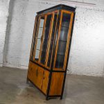 Large Chin Hua China Display Cabinet or Bookcase by Raymond K. Sobota for Century Furniture
