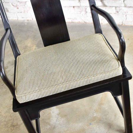 Chin Hua Dining Chairs Set Six 4 Side & 2 Armchairs by Raymond K. Sobota for Century Furniture
