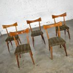 Mid-Century Modern Planner Group Dining Chairs by Paul McCobb for Winchendon Set of 5