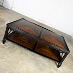 Sumner Coffee or Cocktail Table Marst Hill Collection by Theodore Alexander